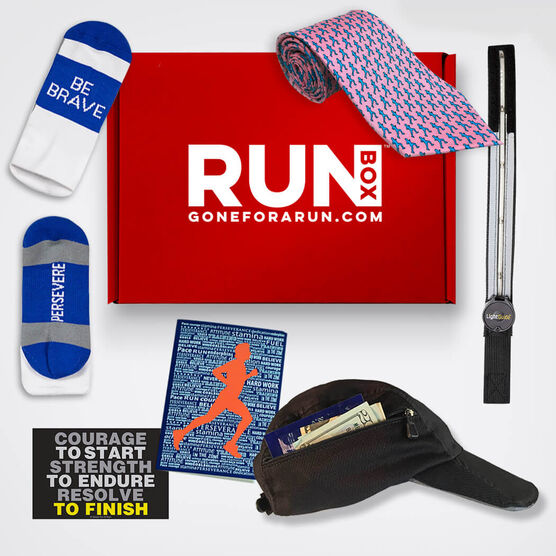 RUNBOX™ Gift Set - Runner Guy
