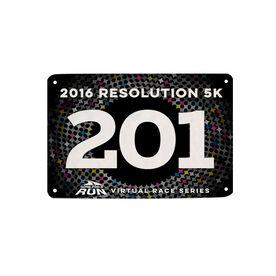 2016 Resolution Virtual 5K