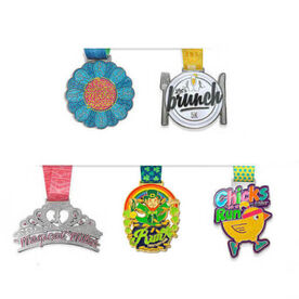 Virtual Race Buddy Medals