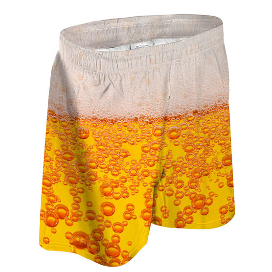 Guys Running Shorts - Beer