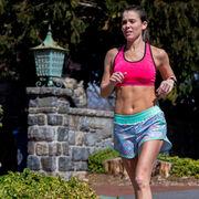 Women's Running Shorts - Will Run For Donuts