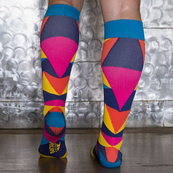 Prism Compression Knee Socks