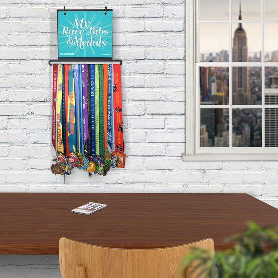 BibFOLIO+™ Race Bib and Medal Display My Race Bibs & Medals