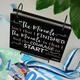 BibFOLIO® Race Bib Album - Miracle Artist Style