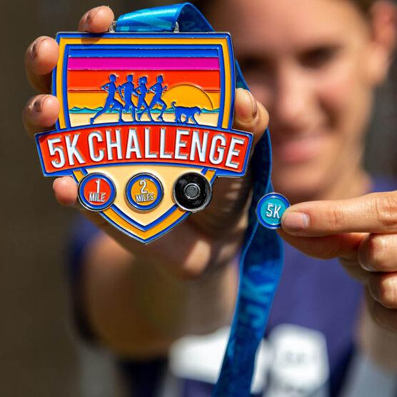Virtual Race - 5K Challenge