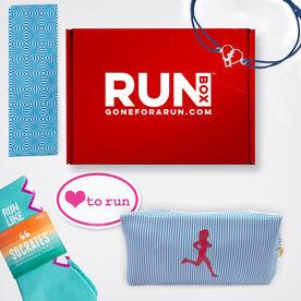 RUNBOX Gift Set - Run Like a Girl