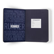 GoneForaRun Running Journal - Inspirational Words