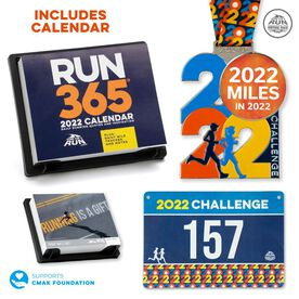 Virtual Race - 2022 Challenge Virtual Race - 2,022 Miles in 2022