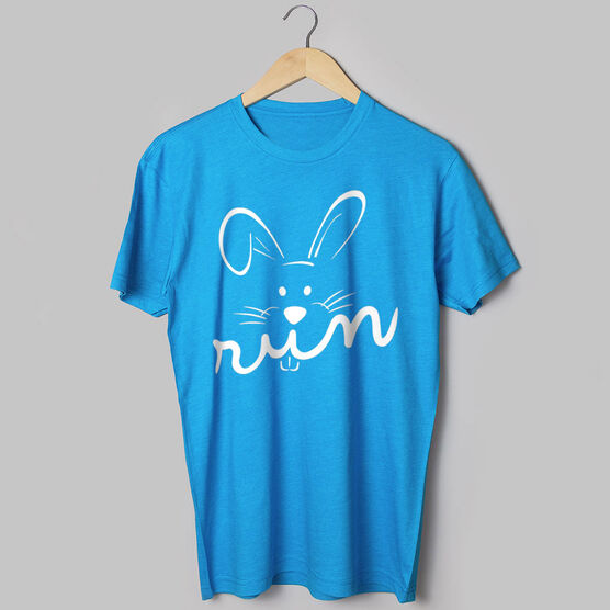 Running Short Sleeve T-Shirt - Hoppy Run