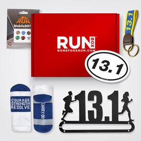 RUNBOX Gift Set - Half Marathon Guy