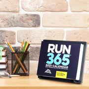 Runner's 2021 Daily Desk Calendar
