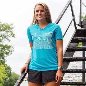 Women's Running Short Sleeve Tech Tee Oregon State Runner