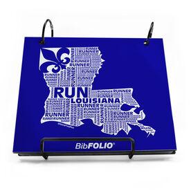 Louisiana State Runner BibFOLIO