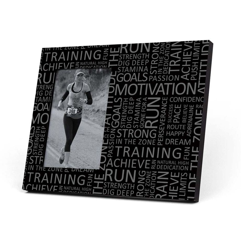 Running Photo Frame - Running Motivation