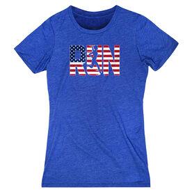 Women's Everyday Runners Tee - Run Girl USA