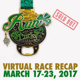 Virtual Race - Run With Me Lucky Charm 5K (2017)
