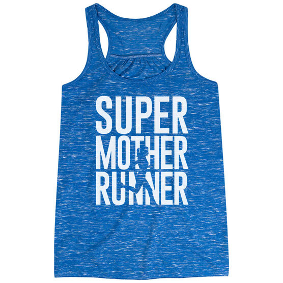 Flowy Racerback Tank Top - Super Mother Runner