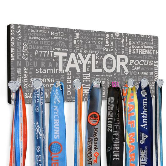 Hooked On Medals Hanger Running Inspiration