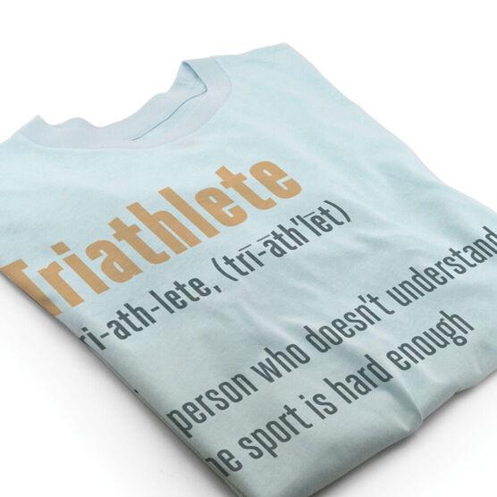 Vintage Triathlon T-Shirt - Triathlete Definition