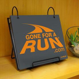 BibFOLIO® Race Bib Album - Gone For A Run