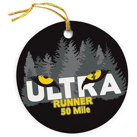 Running Porcelain Ornament Ultra Wild