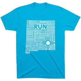 Running Short Sleeve T-Shirt - New Mexico State Runner