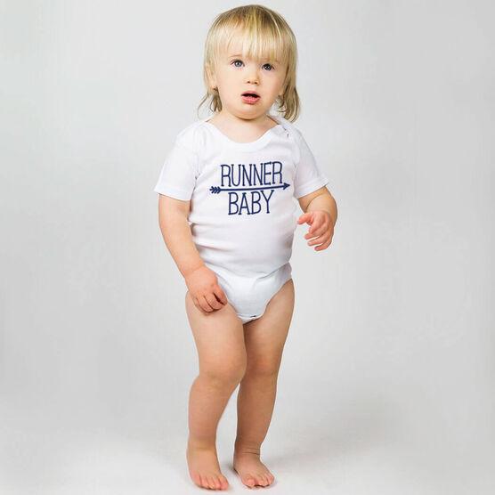 Running Baby One-Piece - Runner Baby