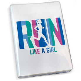 GoneForaRun Running Journal - Let's Run Like A Girl