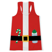 Women's Performance Tank Top - Santa Runner