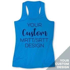 Women's Performance Tank Top - Your Custom MRTT/SRTT Design