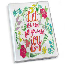 GoneForaRun Running Journal - Let The Run Fill You With Joy