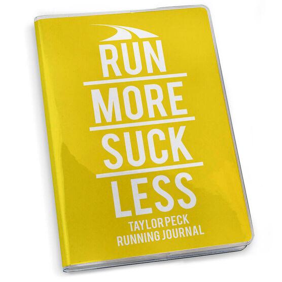 GoneForaRun Running Journal - Run More Suck Less