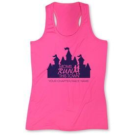 Women's Performance Tank Top - Moms Run This Town Magical Miles