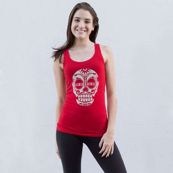 Running Women's Athletic Tank Top - Day Of The Run