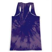 Women's Performance Tank Top - Witch Tie-Dye