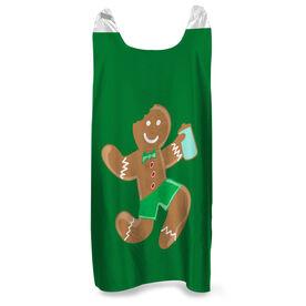 Running Cape Gingerbread Man