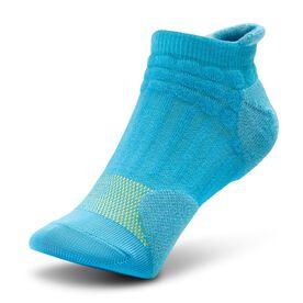 RunTechnology® Performance Socks (Blue)
