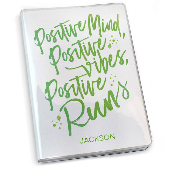 GoneForaRun Running Journal Positive Runs