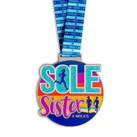 Virtual Race - Sole Sister 4-Miler (2020)