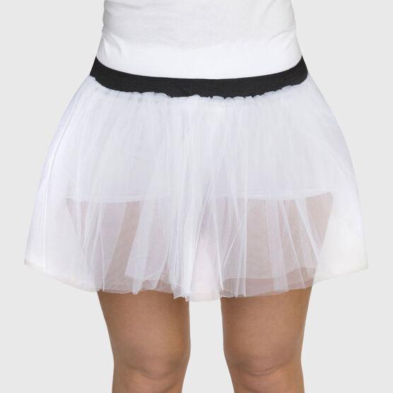 Runners Tutu - White