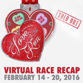 Love 2 Run Virtual 2.14 Miles Race