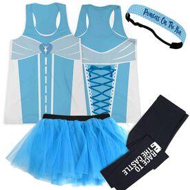 Glass Slipper Running Outfit