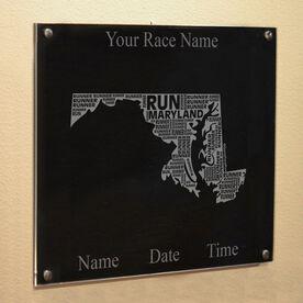 Maryland State Runner Wall Art