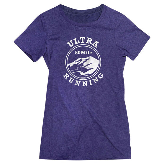 Women's Everyday Runners Tee Ultra Mountain