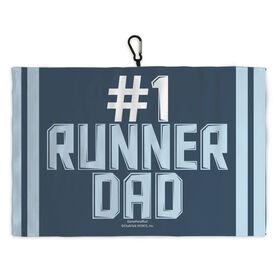 Running Workout/Golf Towel #1 Runner Dad