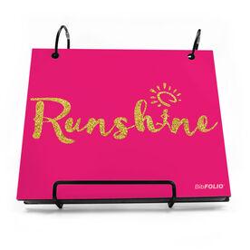 BibFOLIO® Race Bib Album - Runshine