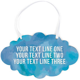 Running Cloud Sign - Customize Me Quote