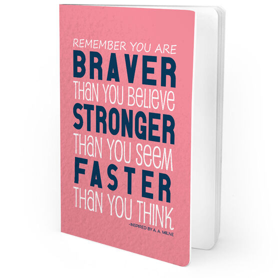 Running Notebook You Are Braver Than You Believe