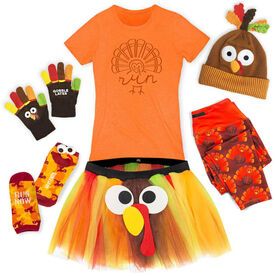 Turkey Trot Running Outfit