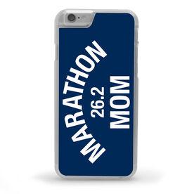 Running iPhone® Case - Marathon 26.2 Mom